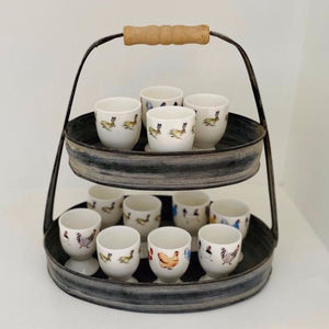 Ceramic Egg Cup, multiple options available
