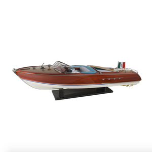 """Aquarama"" Runabout Speedboat, multiple options available"