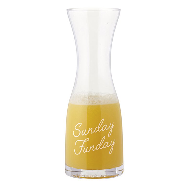 """Sunday Funday"" Carafe"