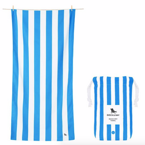 Quick Dry Beach Towel, multiple options available