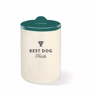 """Best Dog""  Treat Jar , multiple options available"