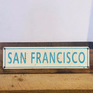 San Francisco Sign, multiple options