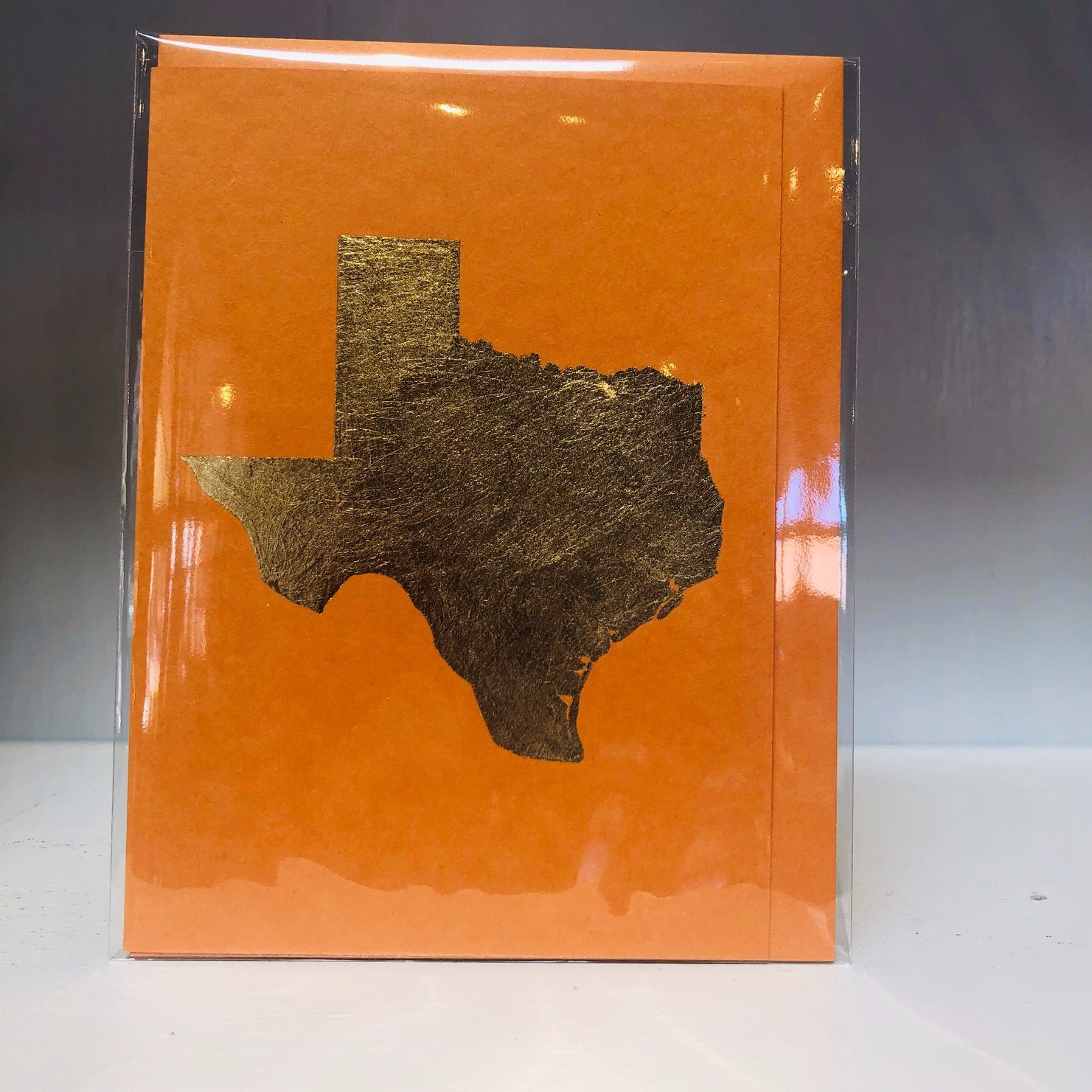 State of Texas Greeting Card
