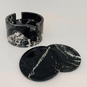 Marble Coaster Set, multiple options available