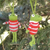 Frogs in Sweater Ornament
