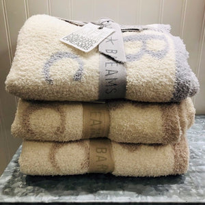 Cozy Chic ABC Blanket, multiple options available