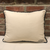 University of Washington Embroidered Pillow