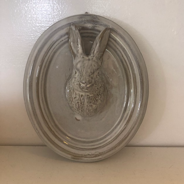 Rabbit Trophy Wall Mount