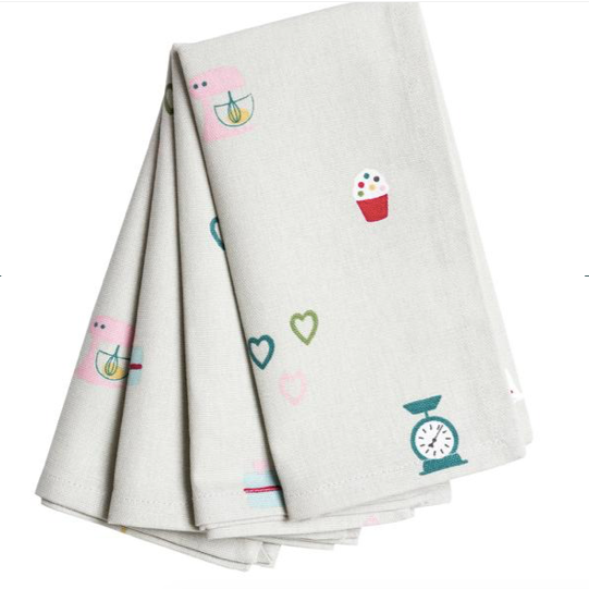 Sweet Treat Napkins (Set of 4)