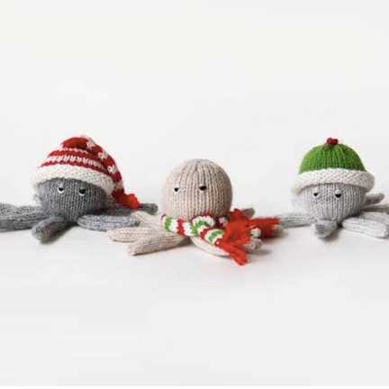 Octopus is Sweaters and Scarves Ornament, multiple options available