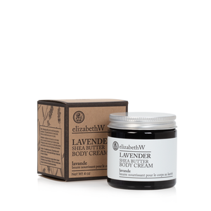 Lavender Body Cream