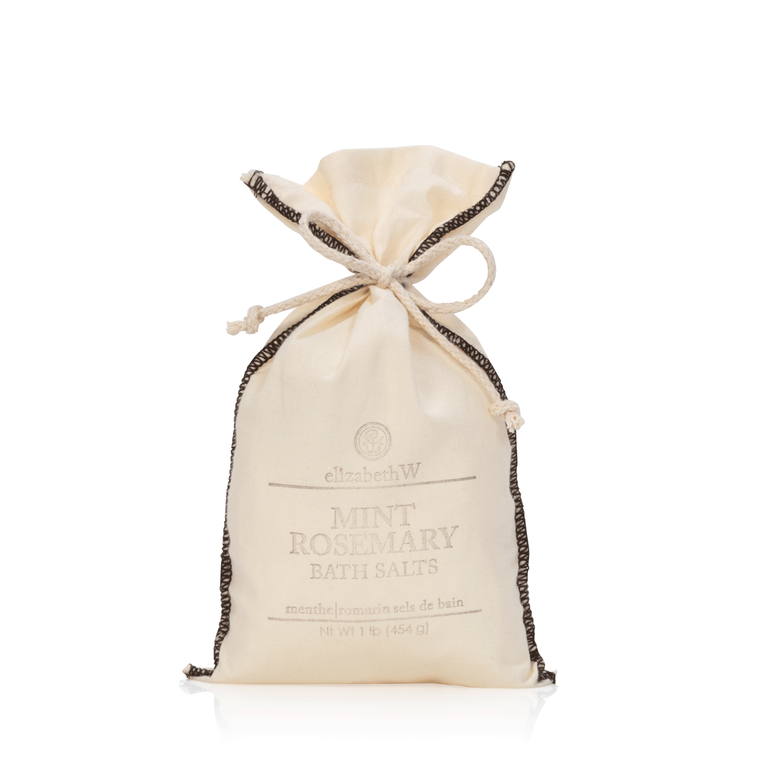 Mint Rosemary Bag of Salts