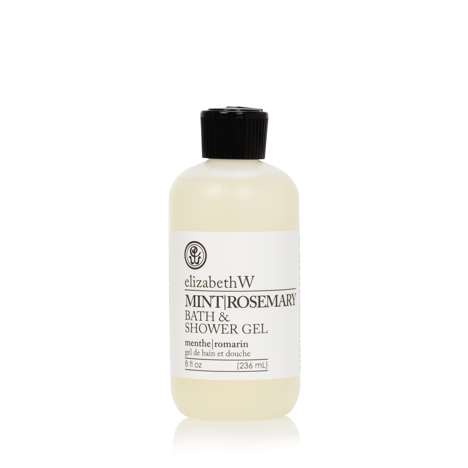 Mint Rosemary Bath & Shower Gel