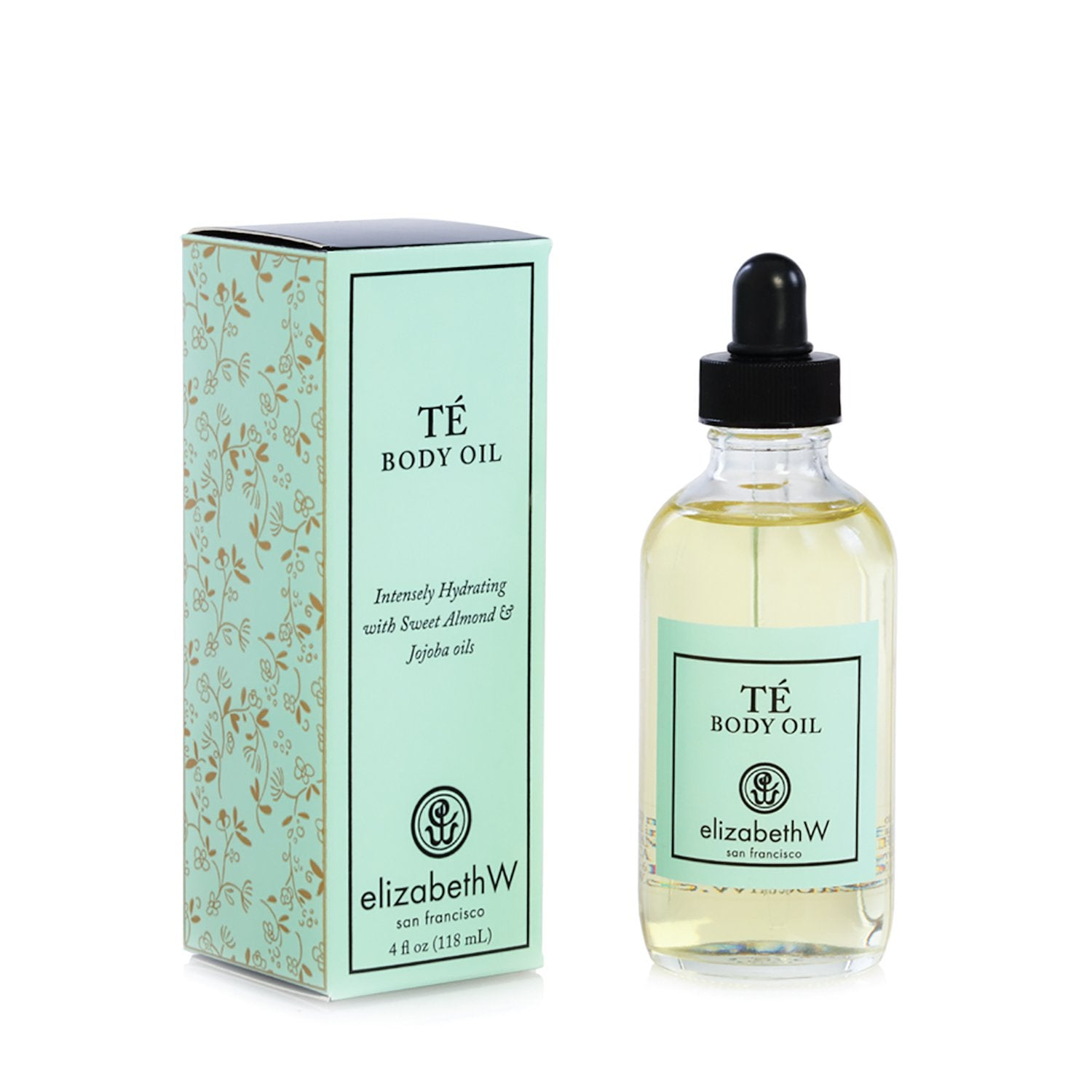 Té Body Oil