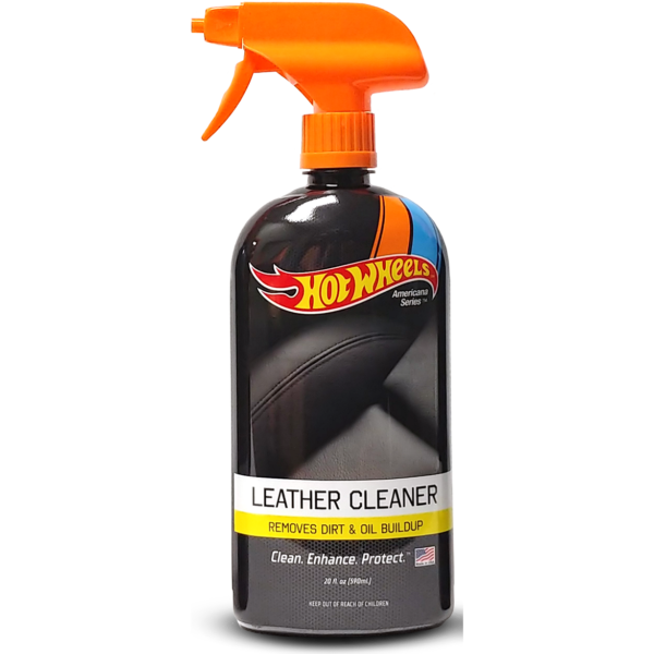 HOT WHEELS™ LEATHER CLEANER™