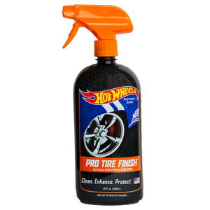 HOT WHEELS™ PRO TIRE FINISH