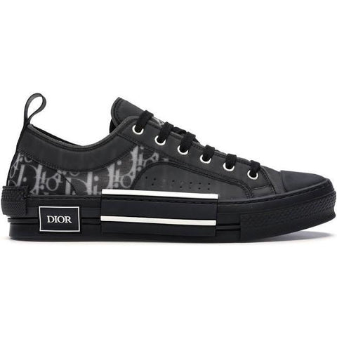 B23 Low Top Sneakers Dior Oblique