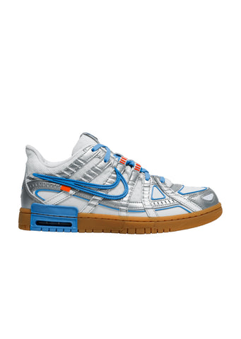 Off-White x Air Rubber Dunk 'University Blue
