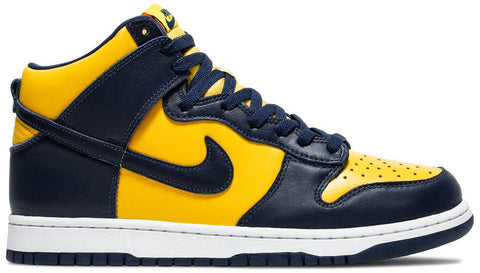 Dunk High SP Retro 'Michigan' 2020