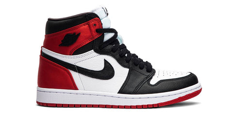 Air Jordan 1 Retro High 'Satin Black Toe'