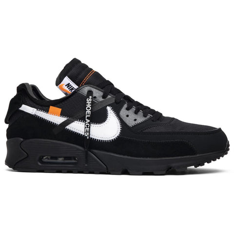 OFFWHITE  x Nike Air Max '90 Black