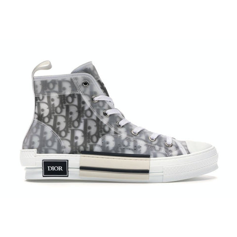 B23 High Top Sneakers Dior Oblique