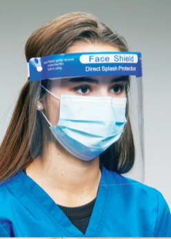 Face Shield (LIVE INVENTORY)