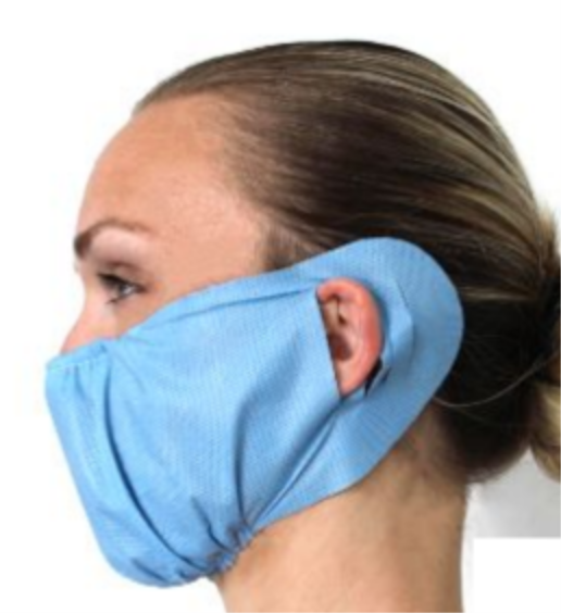 Disposable Form Fit Mask