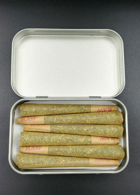 Hemp Flower: Pre Roll packs