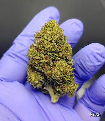 Hemp Flower:  Kush/Ksh