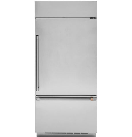 Café™ 21.3 Cu. Ft. Smart Built-In Bottom-Freezer Refrigerator