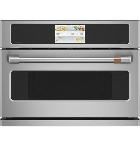 "Café™ 27"" Smart Five in One Oven with 120V Advantium® Technology"