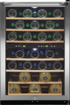 Frigidaire Dual Zone Wine Cooler