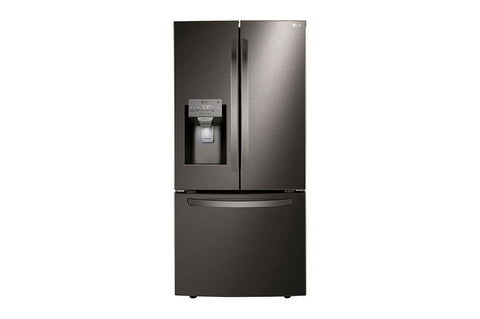 25 cu. ft. Smart Wi-Fi Enabled French Door Refrigerator