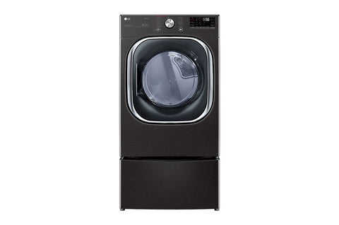 7.4 cu. ft. Ultra Large Capacity Smart wi-fi Enabled Front Load Gas Dryer with TurboSteam™ and Built-In Intelligence
