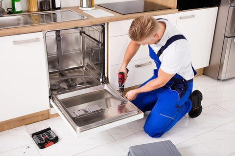 Dishwasher Installation