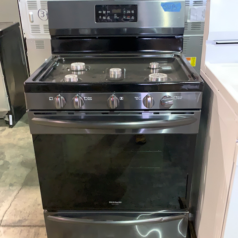 "Scratch and Dent: Frigidaire Gallery 30"" Gas Range"
