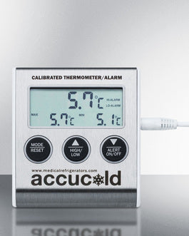 Accucold Temperature Alarm
