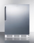 "Accucold 24"" Wide Refrigerator-Freezer, ADA Compliant"