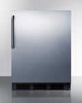 "Summit 24"" Wide Built-In All-Refrigerator, ADA Compliant"