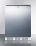 "Accucold 24"" Wide Built-In All-Refrigerator, ADA Compliant"