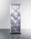 "Summit 24"" Wide Single Zone Commercial Wine Cellar"