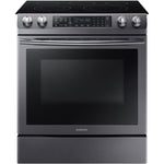"Samsung 30"" Slide In Electric Range"