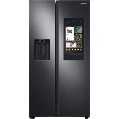 Samsung 22cuft Counter Depth Side By Side Refrigerator