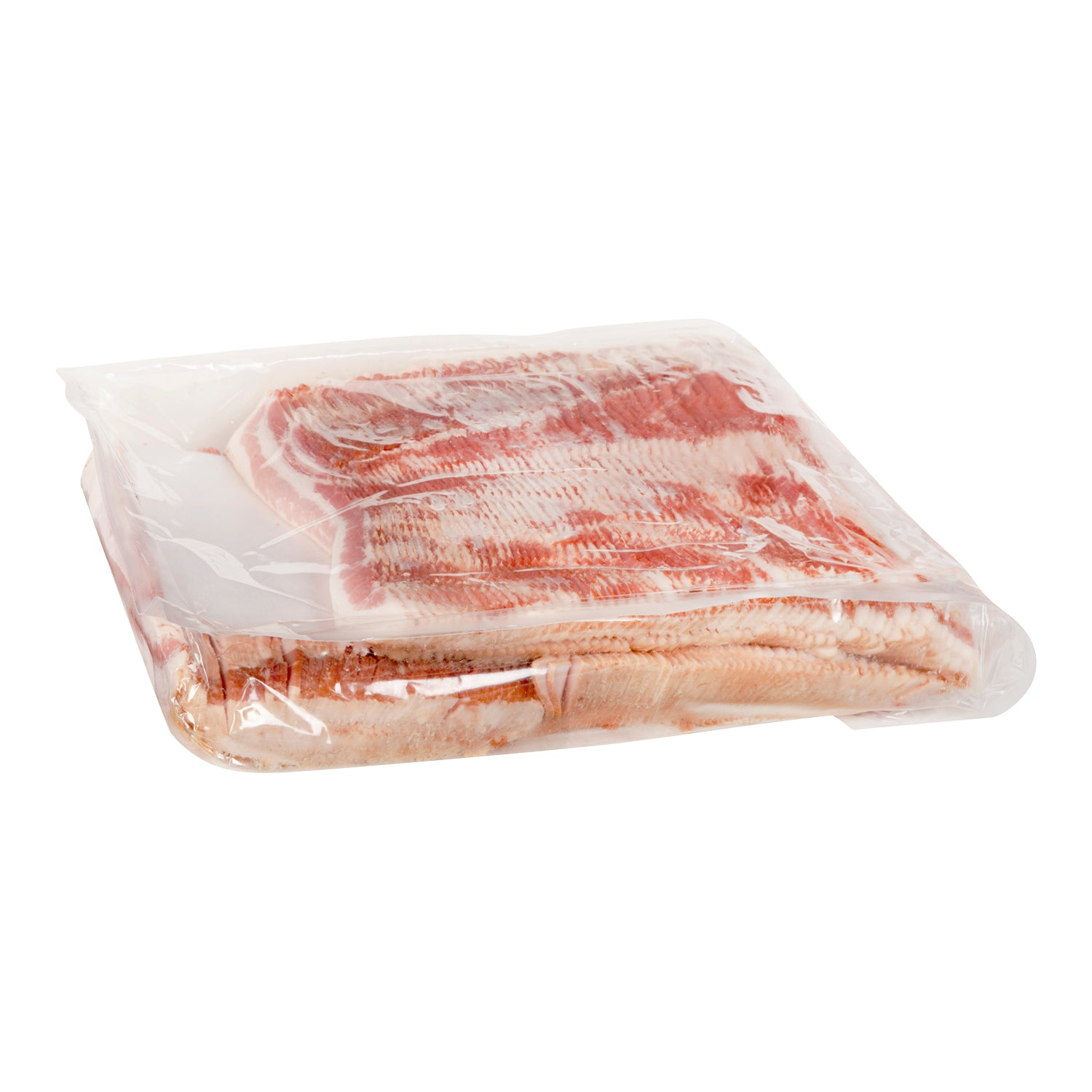 Sysco Classic Fresh Medium Sliced Centre Cut Bacon 5 kg - 1 Pack [$11.50/kg]
