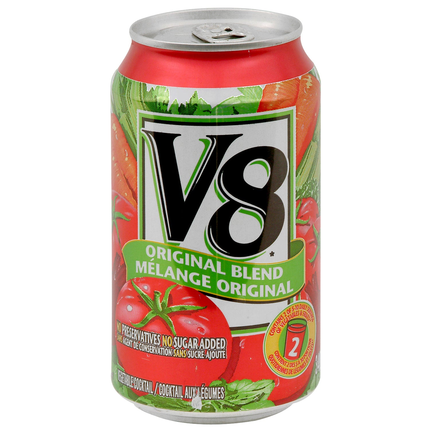 V8 Original 340 ml - 24 Pack [$0.99/each]