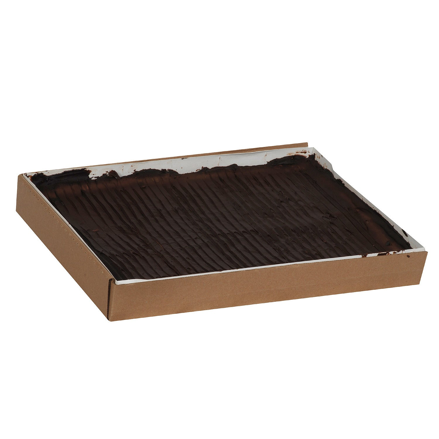"Sysco Classic Frozen Double Fudge Brownie Sheetcake 12""x16"" - 2 Pack [$28.07/each]"
