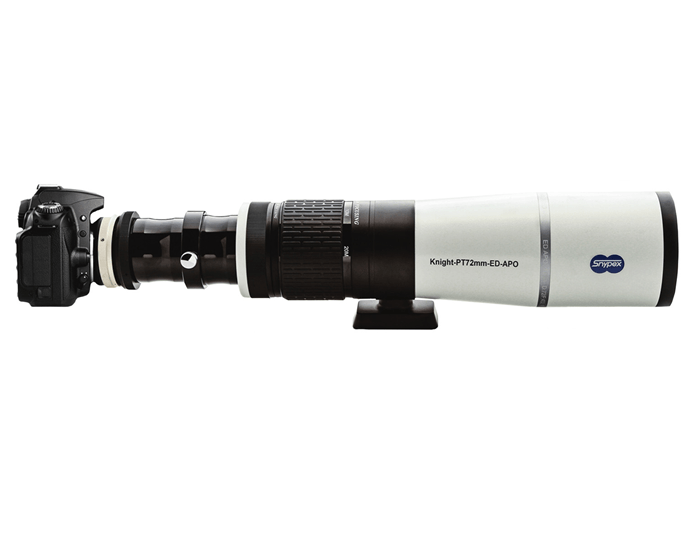 Snypex Spotting Scope Knight SS-T80 ED-APO 433mm Angled-Viewing - SNYPEX