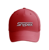SNYPEX ADJUSTABLE BRUSHED TWILL RED HATS ONE SIZE - SNYPEX