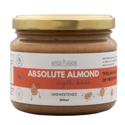 Absolute Almond 300ml - Mylk Made